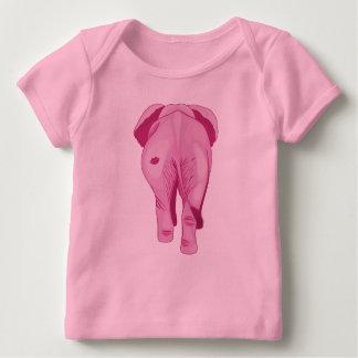 Pink Elephant SWAK Baby T-Shirt