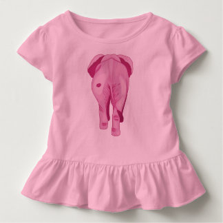 Pink Elephant SWAK Toddler T-Shirt
