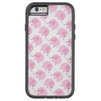 Pink Elephants Tough Xtreme iPhone 6 Case