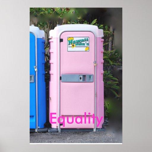 Pink Equality Print