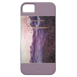 Pink Evening Phone Case