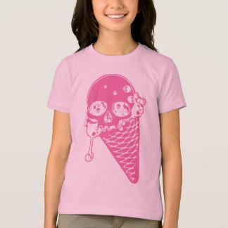 Pink Evil Ice Cream Shirts