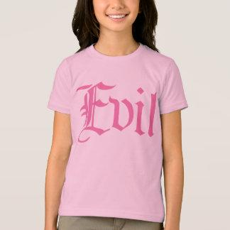 Pink Evil T Shirts
