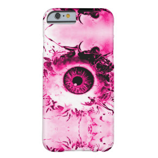 Pink Eye Watcher Horror Show Barely There iPhone 6 Case