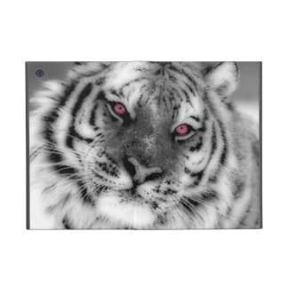 Pink Eyed Tiger Cover For iPad Mini