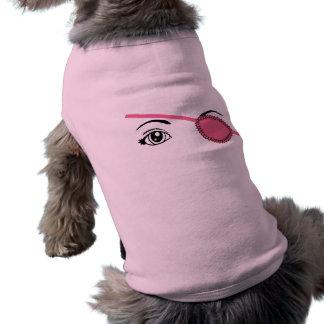 Pink Eyepatch Shirt
