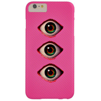 PINK EYES, iphone 6 marries, founds Barely There iPhone 6 Plus Case