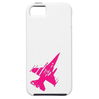 Pink F16 iPhone 5 Case