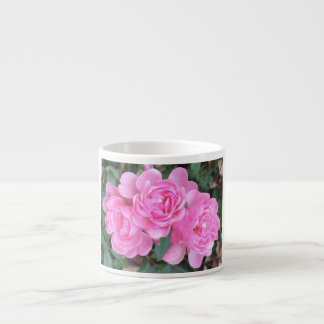 Pink Fairy Roses Espresso Cup