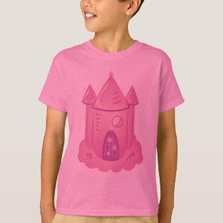 Pink Fairytale Castle T-Shirt
