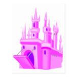 Pink Fairytale Wedding Castle
