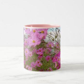 Pink Fancy 1 Coffee Mugs