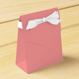 pink favour boxes