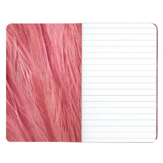 Pink Feathers Journal