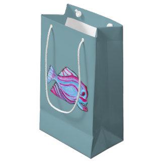Pink fish Gift Bag