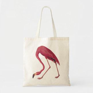 Pink Flamingo Budget Tote Budget Tote Bag