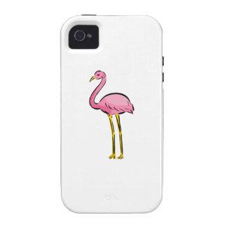 Pink Flamingo iPhone4 Case