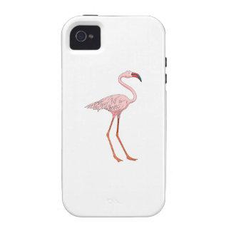 Pink Flamingo iPhone 4/4S Cases