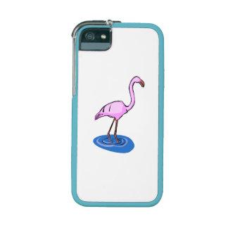 Pink Flamingo iPhone 5/5S Cases