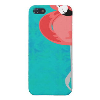 Pink Flamingo Cover For iPhone 5/5S