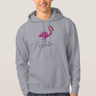 Pink Flamingo Hoodie