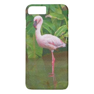 Pink Flamingo iPhone 7 Plus Case