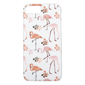 Pink Flamingo  iPhone 8/7 Case