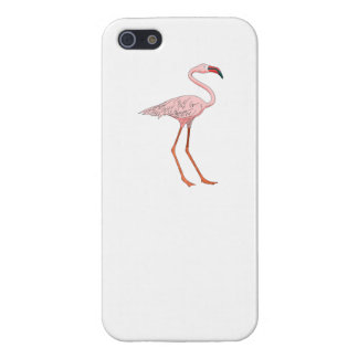 Pink Flamingo Cover For iPhone 5