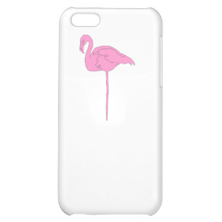 Pink Flamingo Cover For iPhone 5C