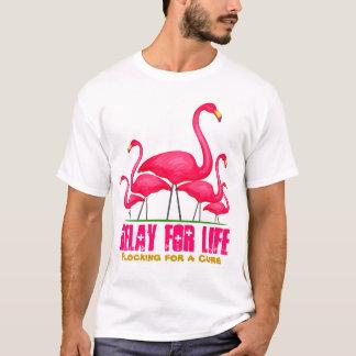 Pink Flamingo Lingo T-Shirt
