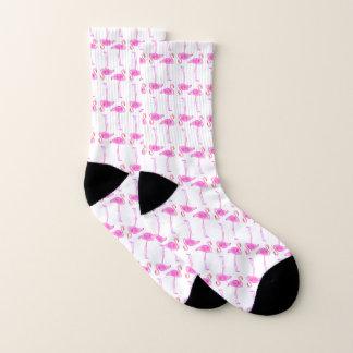 Pink Flamingo Pattern 1