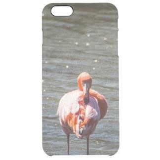 Pink Flamingo Phone Case iPhone 6 Plus Case
