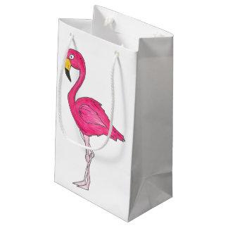 Pink Flamingo Tropical Bird Flamingos Gift Bag