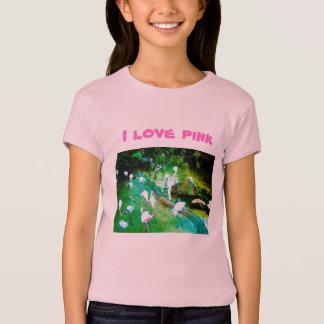 Pink Flamingoes T-Shirt
