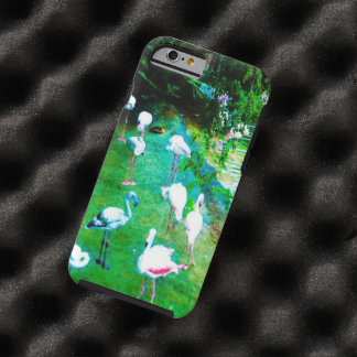 Pink Flamingos iPhone 6 Case