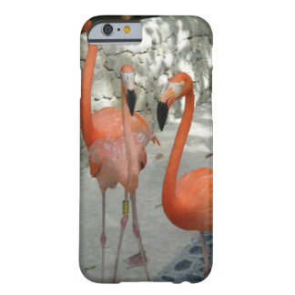 Pink flamingos Iphone 6 Case Barely There iPhone 6 Case