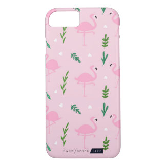 Pink Flamingos Phone Case
