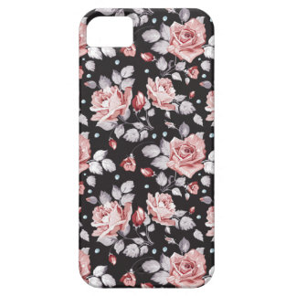 Pink Floral Dream Case For The iPhone 5