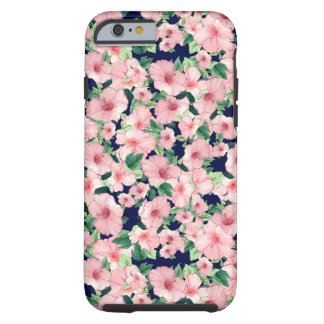 Pink Floral iPhone6 Case