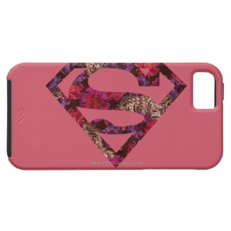 Pink Floral S-Shield Case For The iPhone 5