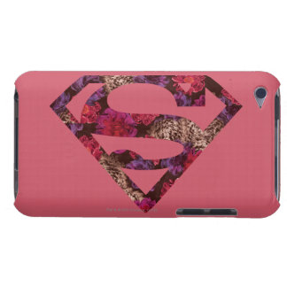 Pink Floral S-Shield iPod Touch Cases