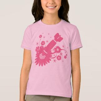 Pink Flower Bomb Tshirts