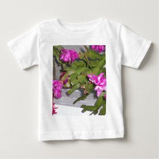 Pink Flower Cactus Shirt