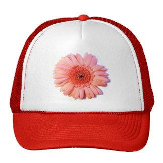 Pink Flower Trucker Hats