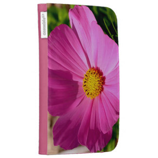 Pink Flower Kindle 3G Cases
