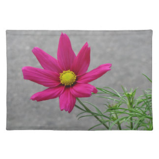 Pink Flower custom placemat