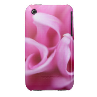 Pink Flower Flames iPhone 3 Case