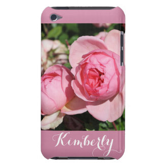 Pink Flower Flowers Botanical Barely There iPod Covers