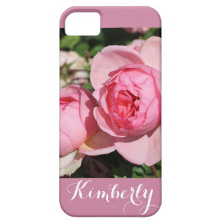 Pink Flower Flowers Botanical Case For The iPhone 5