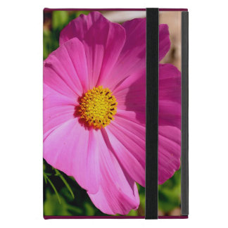 Pink Flower Cover For iPad Mini